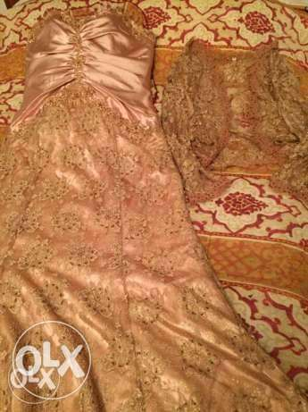 Dress for occasions size:50 فستان سهرة او عرس