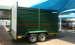 Wilds trailer dubel as