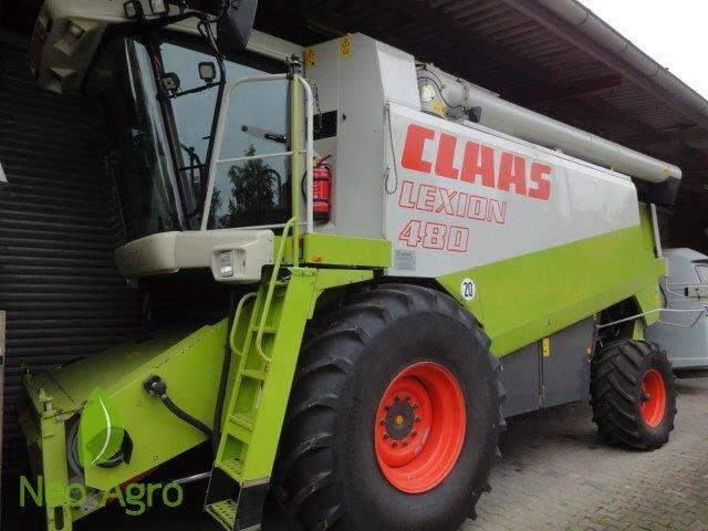 Claas Lexion 480 (з Європи) - 2019