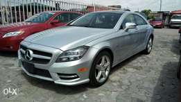 Clean Foreign Used 2013 Merc-Benz CLS 550 In Excellent Condition.