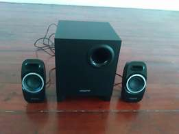 Creative SBS-A350 2.1 Speaker System with impressive Bass