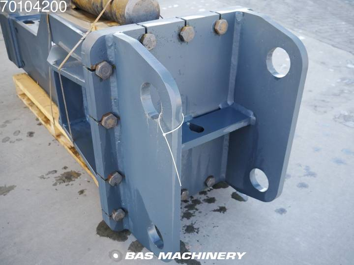 Mustamg HM2900 New hammer - suits 32 - 60 ton excavator - 2019 - image 6