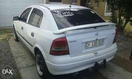 selling my opel astra good condition no chancers
