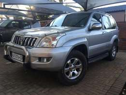 2005 Toyota Prado 3L Intercooled Turbo GX