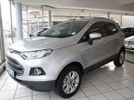 2016 Ford EcoSport 1.5 TDCi Titanium Manual