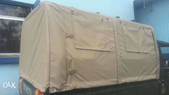 MCI Ltd: Canvas hoods and covers for Land Cruisers Industrial Area - image 3