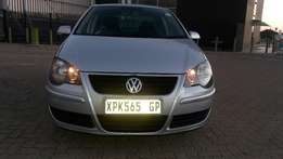 2008 Polo Classic Comfortline Sedan 1.6 Leather Seat R42,500