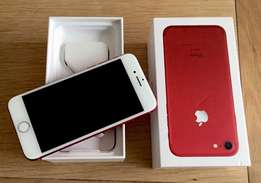 Brand new iphone 7 red 256gb unlocked