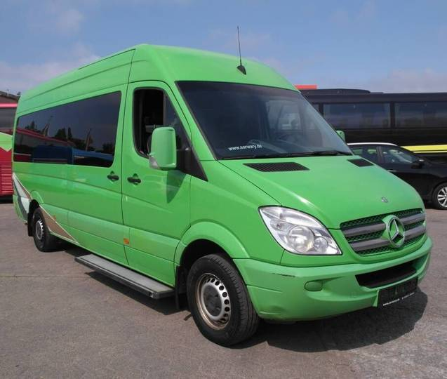 Mercedes-Benz 316 Sprinter CDI/16 Sitze/EURO 5/Klima/Maxi/Lift - 2011