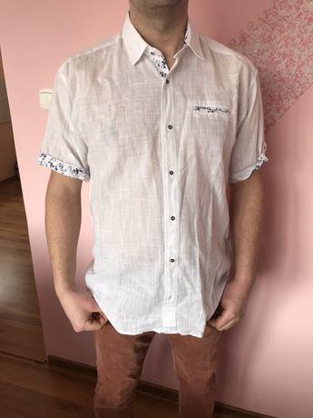 Koszula męska z Turcji L XL nowa Radomsko • OLX.pl