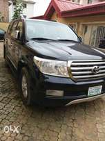 Must go asap! 2012 on belt Toyota Landcruiser thorough First body.
