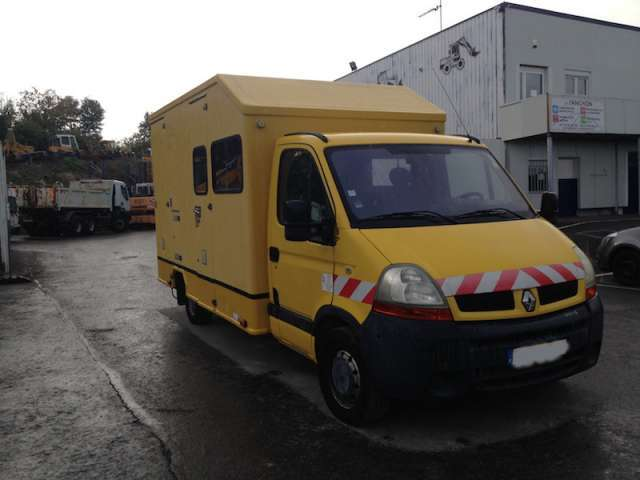 Renault 120 DCI