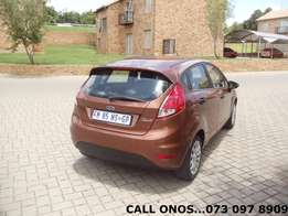 2015 Model Ford Fiesta 1.4i Ambiente...FOR SALE..NEGOTIABLE