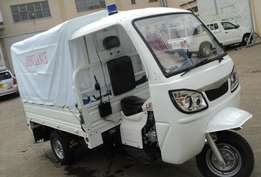 Lifan Ambulance Three wheeler