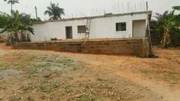 2 Plot with 4 Bedrooms House For Sale In Block Factory