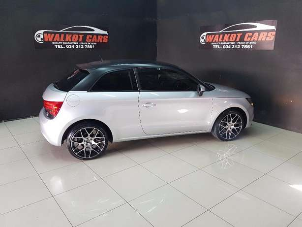2013 Audi A1 1.4TSi Attraction 3DR Newcastle - image 7