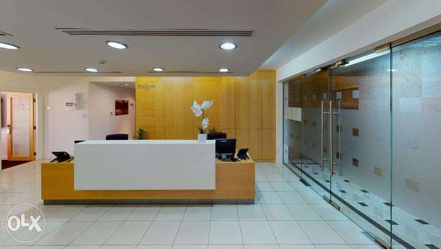 Furnished Shared Office Space from 120 OMR روي -  7