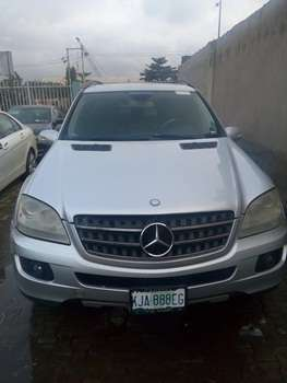 2007 Mercedes Benz Ml350 4Matic Up 4Sale Lagos Mainland - image 2