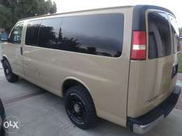 New arrival of chevrolet Express van 2009 for sale