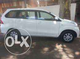 Toyota avanza for sale. In very good condition
