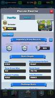 Clash Royale Th11 maxed account