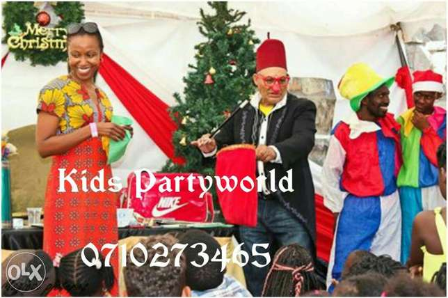 Magic show, puppet shows for hire Westlands - image 1