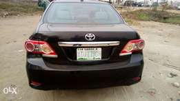 Corolla 2010 Used Upgraded