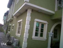 Newly Built Luxury 3bed Rooms Duplex at Ajao Estate Isolo
