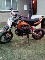 Pitbike cr 125 4 sale or swap