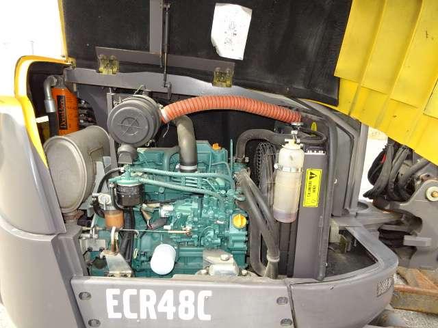 Volvo Ecr48c - 2011 - image 12