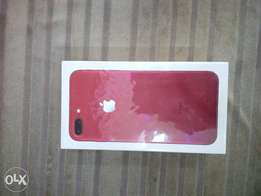 iPhone 7 plus Brand New, Red colour, 256gb memory, 4GLTE, clean