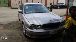 Jaguar X-type 2002 Automatic Located at Gbagada ( AC not Chilling )