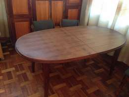 Wood Table - For Sale (Extendable)