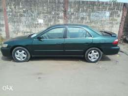 Registered Honda accord 2000 modern four cylinder engine alloy wheel