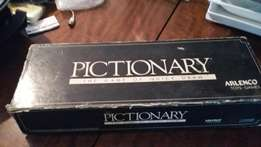 Pictionary in good condition