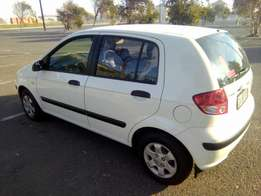 hyundai getz 1.3i lady owner very neat car well looked after