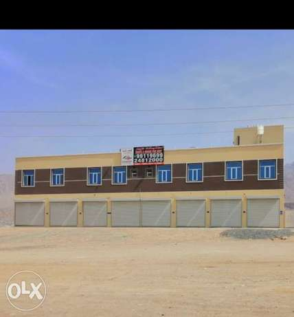 Shops FOR RENT AlMisfah 2 months free