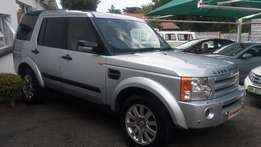 Land Rover Discovery Tdv6 Hse Auto