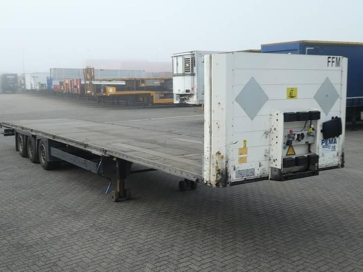 Schmitz Cargobull MEGA 3 AXLE DISC 435/45r19.5 - 2012 - image 2