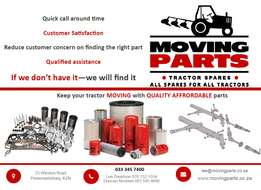 Tractor parts for less