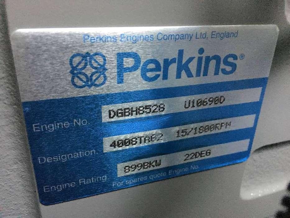 Perkins 4008TAG2 - 1.100 kVA Generator - DPX-19601 - 2019 - image 8