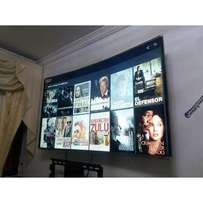 Brilliant more images of the Nasco 32 curved HD satellite led tv