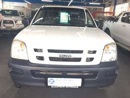 Isuzu KB 250 Fleetside 4x4 S/C
