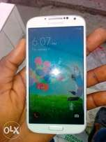Clean Samsung S4 for sale