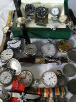 omega and rolex watches
