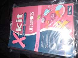X-Kit Grade 12 Life Science Book for sale