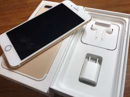 Gold iPhone 7 plus for sale