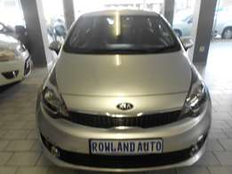 2016 Kia Rio Sedan 1.2 for sale R165 000