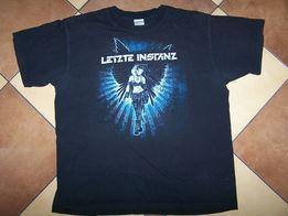 bf3c2e627 Koszulka T-Shirt Letzte Instanz Rock Metal Punk Muzyczna Muzyka