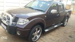 "Navara 4L 2007 model 114000km 20"" Rim Price Negotiable"
